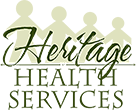 Heritage Health Services Mobile Logo